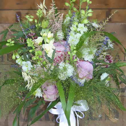 wedding bouquet bournemouth