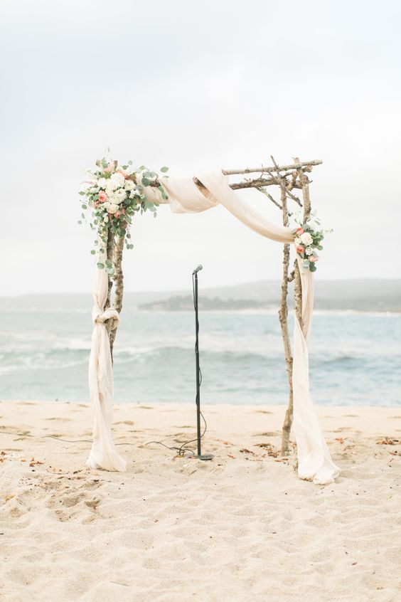 wedding arch ideas by clair lythgoe wedding florist