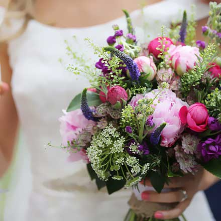 dorset wedding flowers
