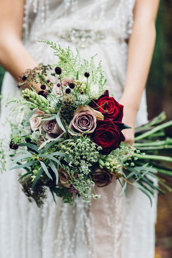 My Top Five Wedding Bouquets By